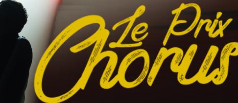 Prix chorus 2018