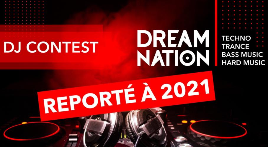 Dream Nation festival [Tremplin électro] (Paris)