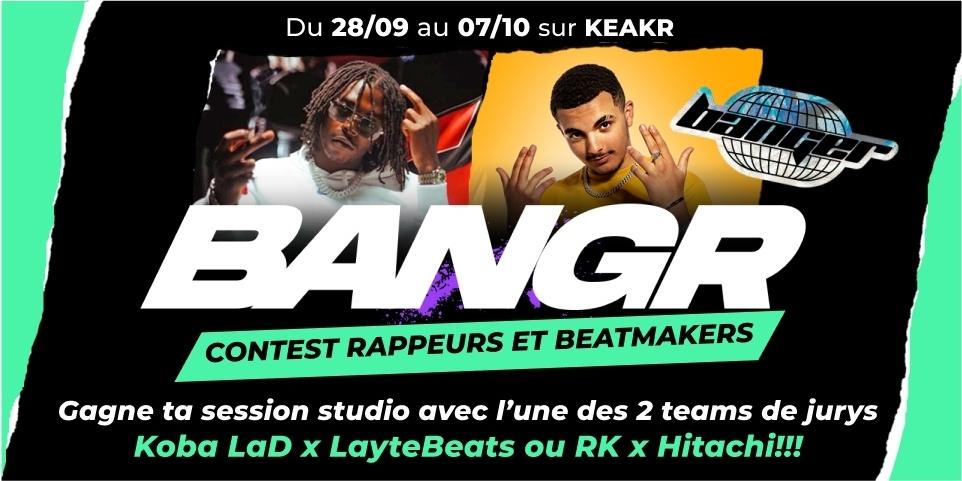 BANGR [Contest hip-hop]