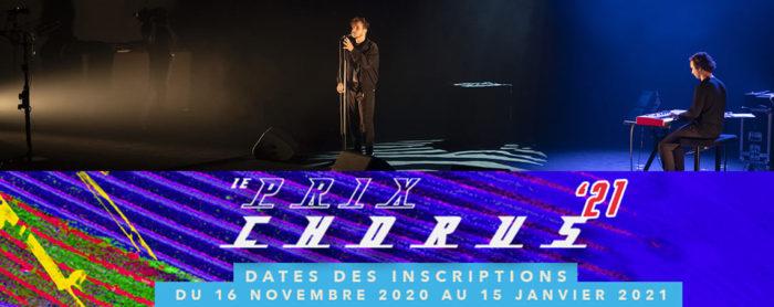 Prix Chorus 21 [Tremplin]