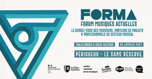 Forum musiques actuelles du RIM : report le 30/01 à Périgueux, les inscriptions sont ouvertes !