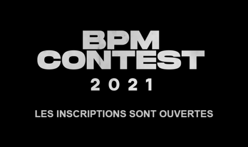 BPM Contest 2021 [Tremplin électro]