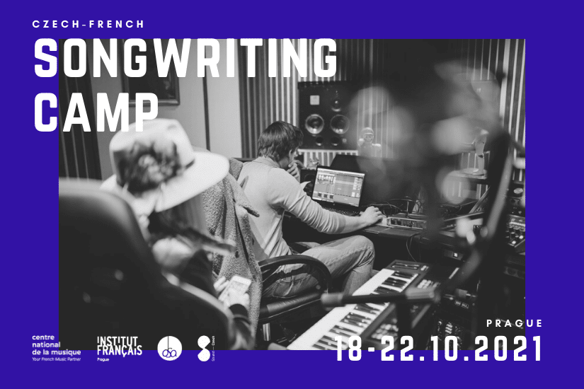 Czech-French songwriting Camp (Prague – 18 au 22 oct) [appel à candidatures]