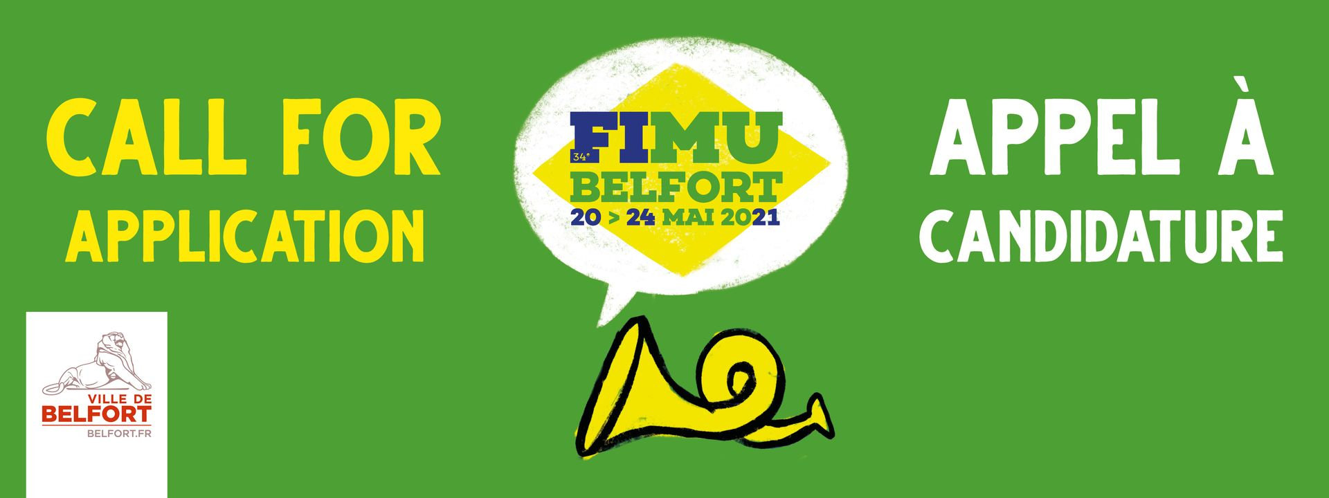 Festival International de Musique Étudiante (FIMU – Belfort) [Appel à candidatures]