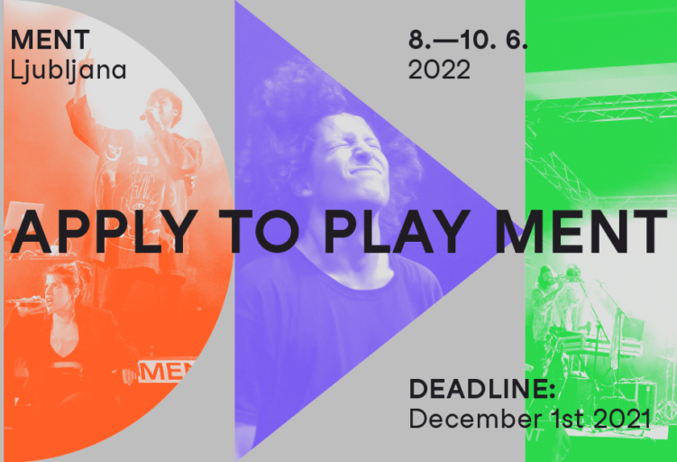 Ment (Festival de showcases – Ljubjana, Slovénie) [appel à candidatures]
